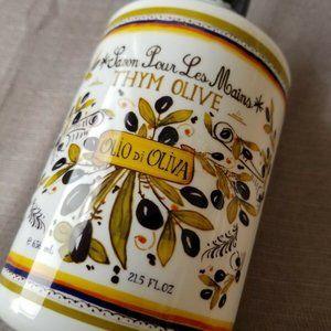 Italian Deruta Olive Thyme Hand Soap 21.5fl. Oz.